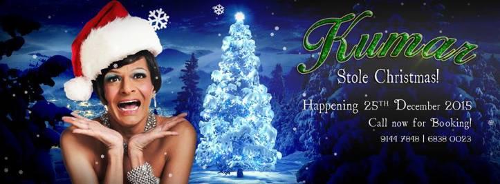 Kumar Stole Christmas
