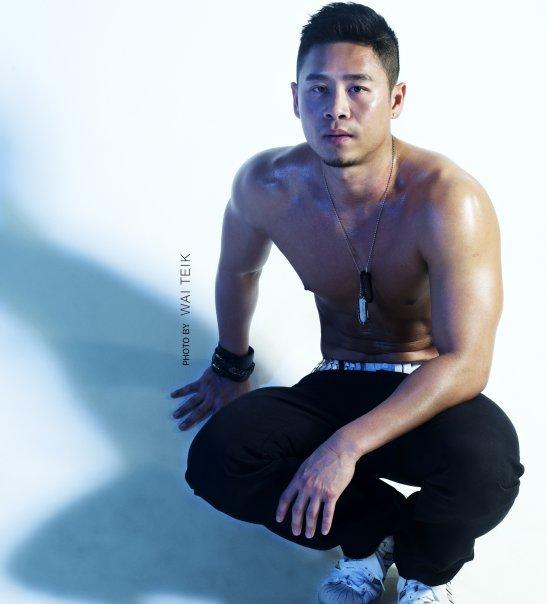 Johnson Ong Topless