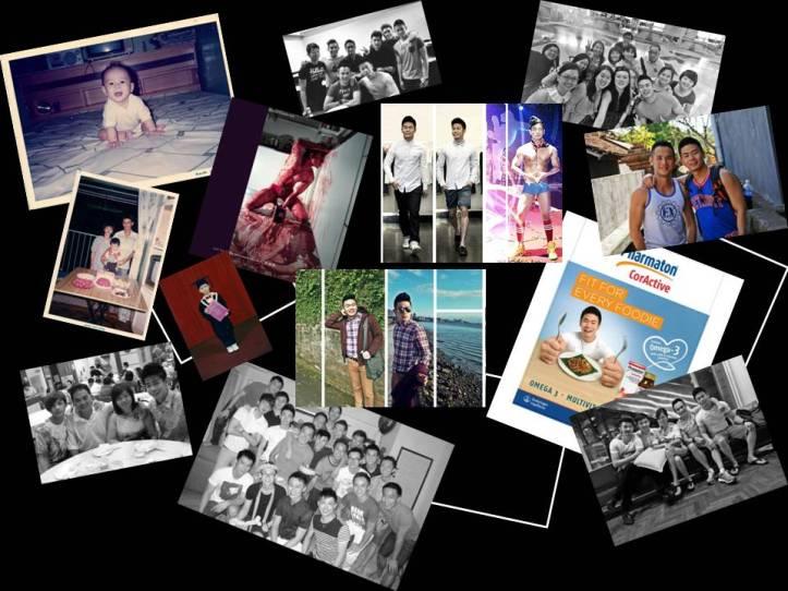 Jack Lim collage