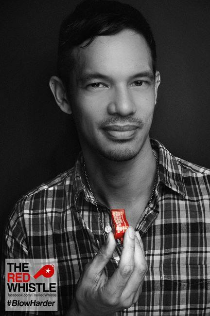 Laurindo Garcia Red Whistle