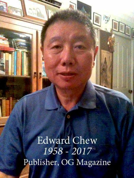 Ed Chew OG Magazine